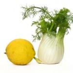 Дружба фенхеля с лимоном